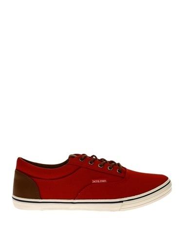 Jack & Jones Jack & Jones Kırmızı Günlük Ayakkabı Kırmızı